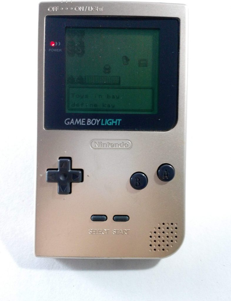 Game Boy Light