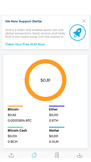 how to get free xlm coin