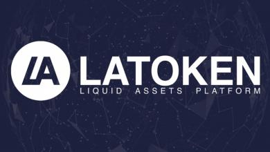 Photo of LaToken cryptocurrency exchange