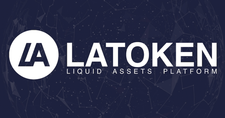 Photo of LaToken cryptocurrency exchange