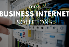 Photo of Top 5 Business Internet Solutions