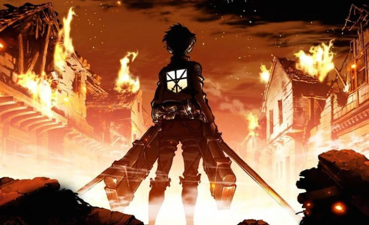 Why We Can't Stop Watching Attack On Titan - Bizznerd