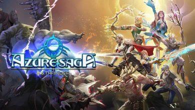 Photo of Azure Saga: Pathfinder JRPG Game