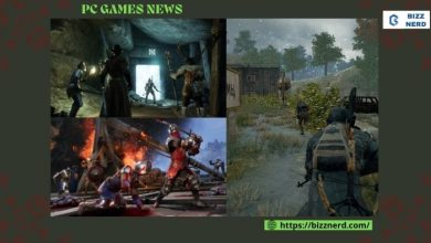 PC games news